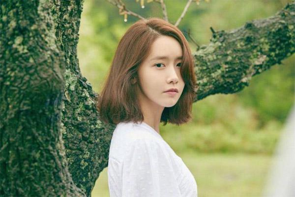 Yoona chăm sóc da bằng sữa tươi