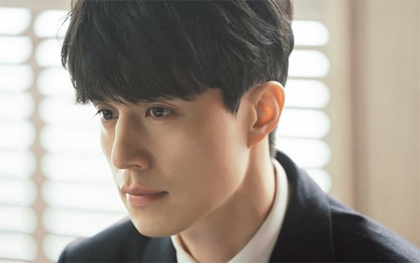 Vẻ đẹp nam tính thần thái của Lee Dong Wook