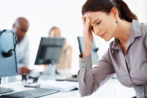 Căng thẳng, stress là nguyên nhân xuất hiện mụn trứng cá